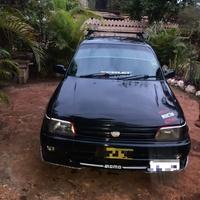 Toyota Starlet 1,4L 1994