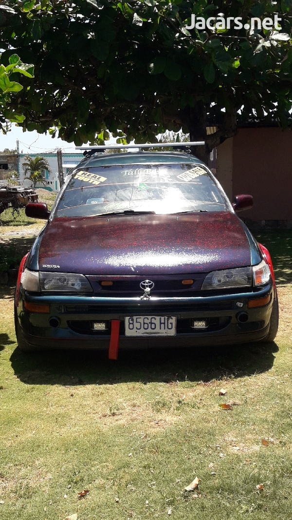 Toyota Corolla 1,3L 1999-4