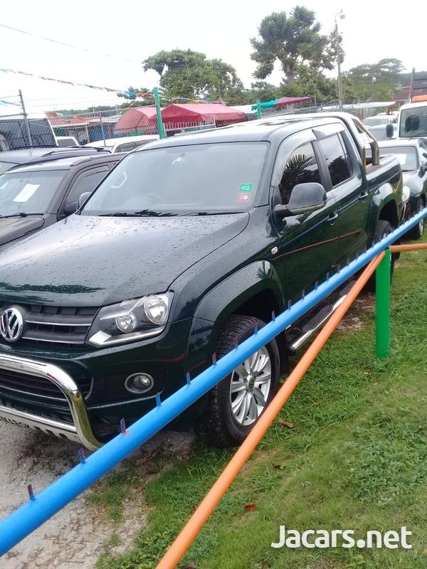 Volkswagen Amarok 3,0L 2012-7