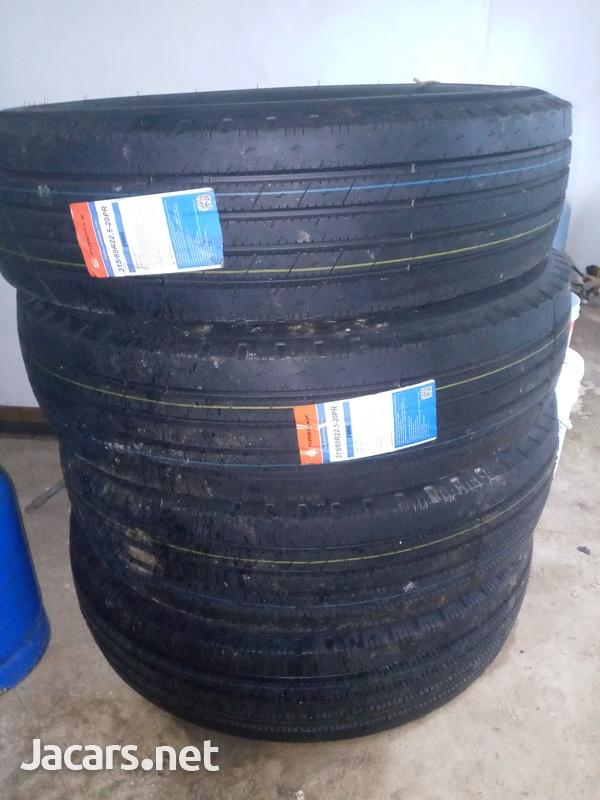 315/80r22.5-20pr Truck tire-4