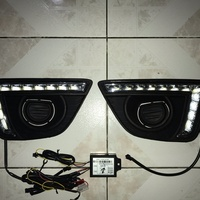 2014 to 2017 Honda Fit Fog Lights