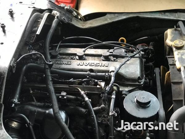 Nissan Caravan 1,7L 2003-5
