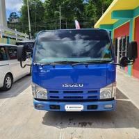 Isuzu Box Body Truck 3,5L 2012