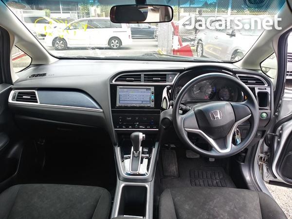 Honda Fit Shuttle 1,3L 2016-9