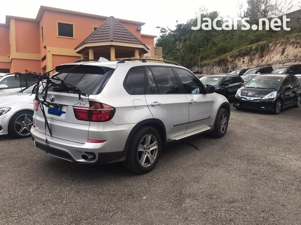 BMW X5 3,0L 2012-2