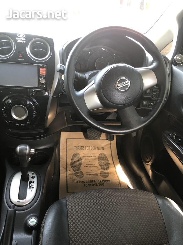 Nissan Note 1,3L 2014-10