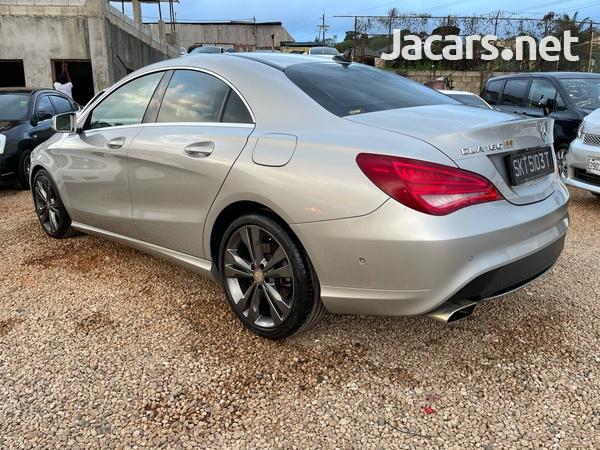 Mercedes-Benz CLA-Class 2,0L 2015-6