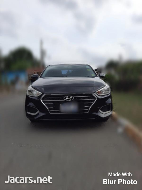 Hyundai Accent 1,4L 2019-4