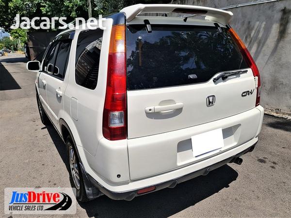 Honda CR-V 1,9L 2002-4