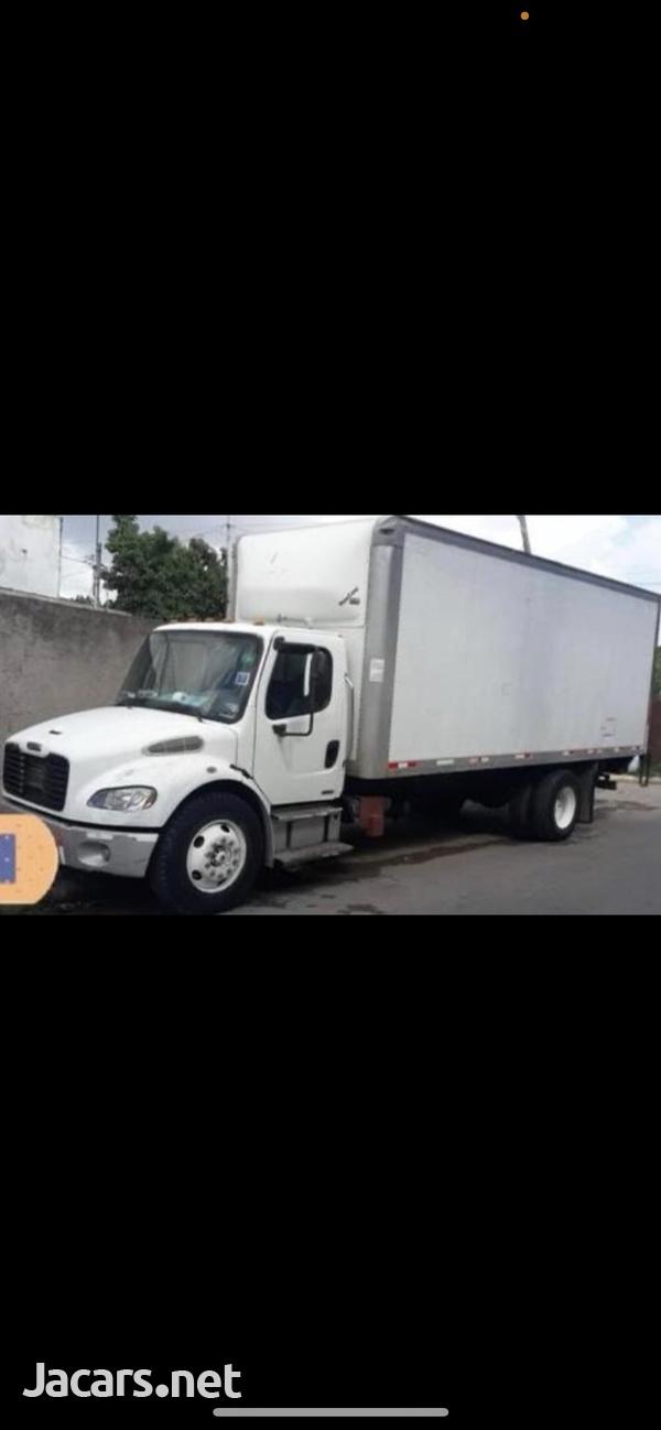 2005 Freightliner Truck- Stamped-1