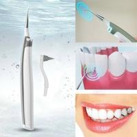 Dental Sonic Ultrasonic Scaler Tartar Clean LED Tooth Pick Whitening Teeth Scali