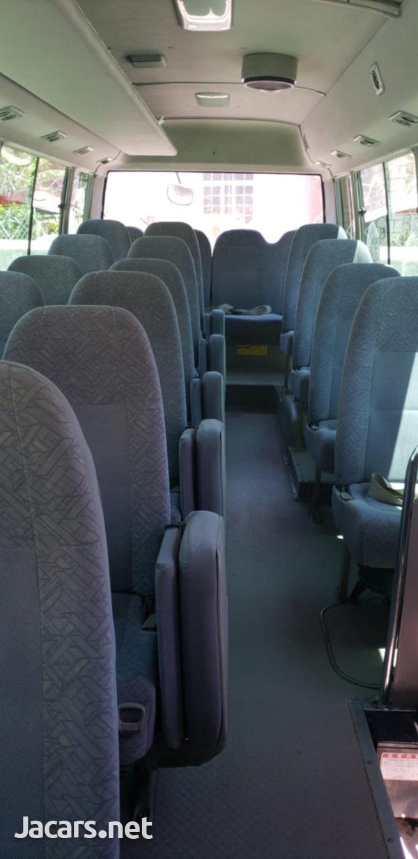 Toyota Coaster Bus 2010-4