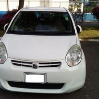 Toyota Passo 0,4L 2013