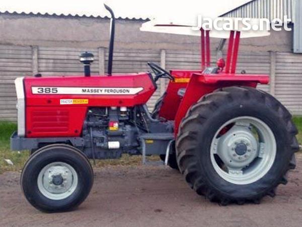 2021 Brand New Massey Ferguson 385 Tractors-3