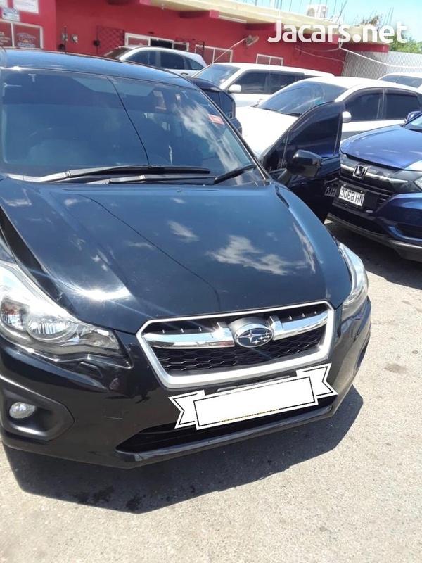 Subaru Impreza 1,6L 2012-1