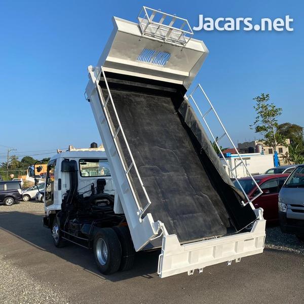2007 Isuzu FORWARDTipper Truck-4