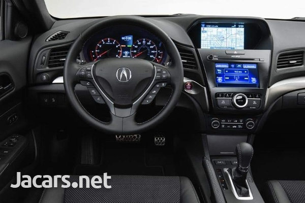 Acura SLX 2,4L 2017-7