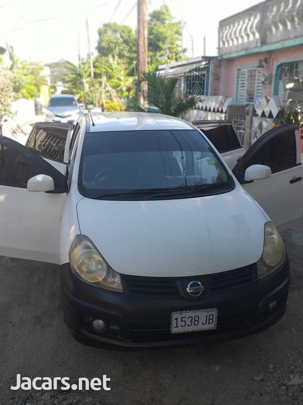 Nissan AD Wagon 1,6L 2013-8