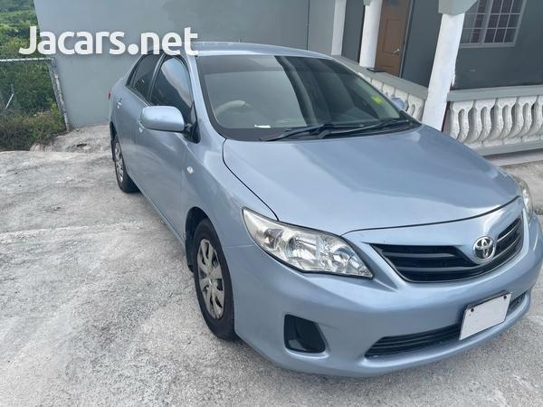 Toyota Corolla XLi 1,5L 2012-12