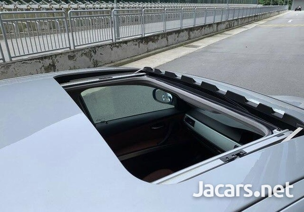 BMW 3-Series 2,0L 2011-14