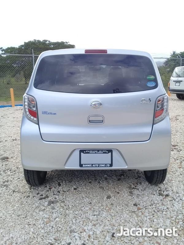 Daihatsu MIRA 0,6L 2016-2