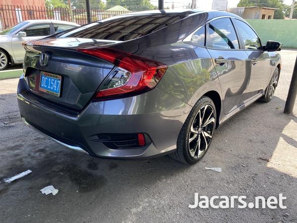 Honda Civic 2,0L 2017-4