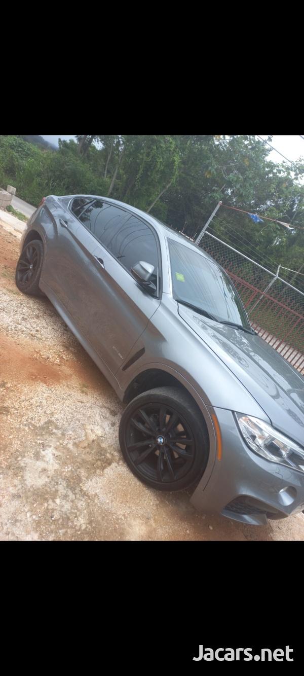 BMW X6 3,5L 2015-2