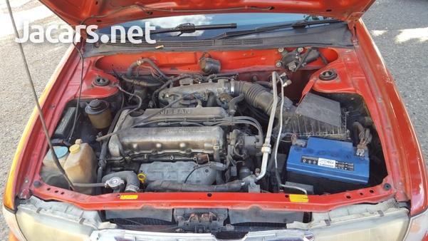Nissan B14 2,0L 1996-7