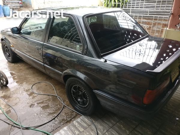 BMW 3-Series 2,5L 1990-2