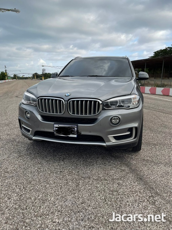 BMW X5 4,4L 2017-1