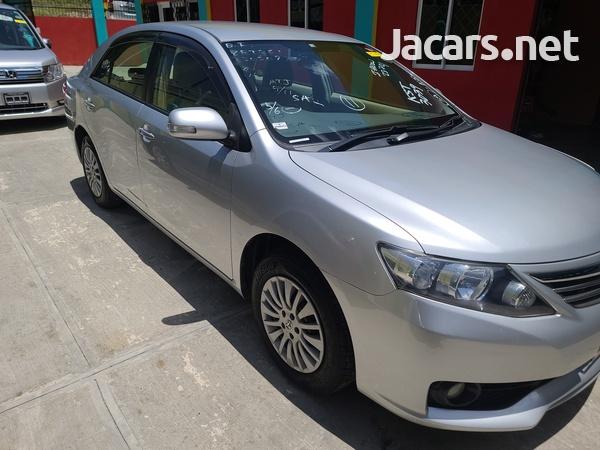 Toyota Allion 2,0L 2012-5