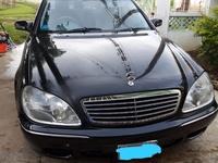 Mercedes-Benz S-Class 2,0L 2002