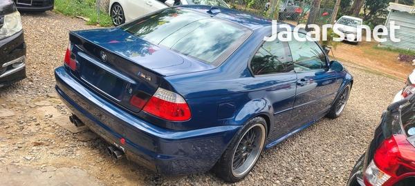 BMW M3 3,0L 2002-5
