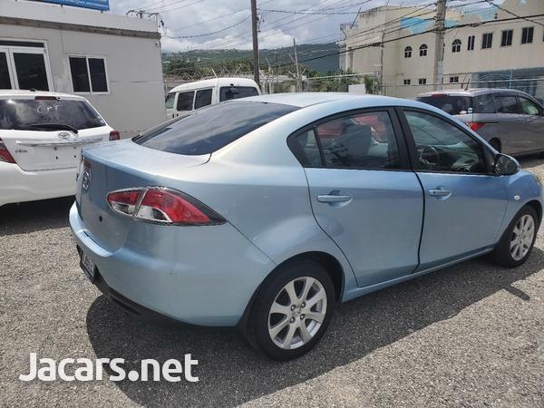Mazda 2 1,5L 2013-4