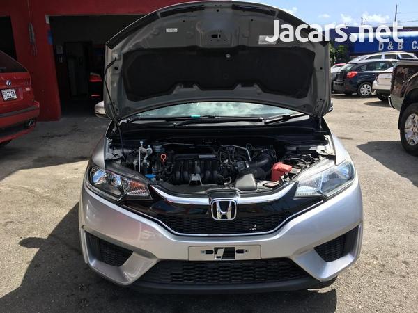 Honda Fit 1,3L 2017-6