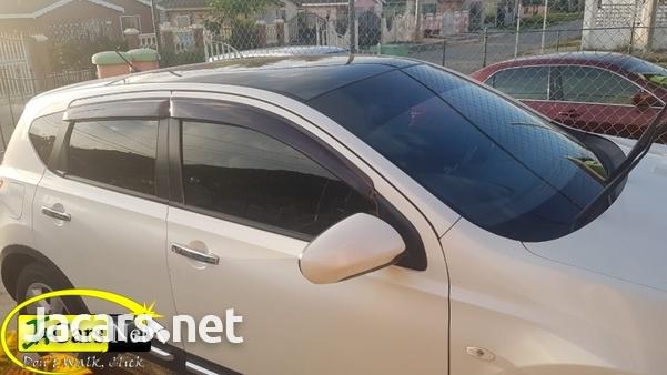 Nissan Dualis 2012-3