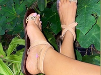 Genuine Leather Sandal