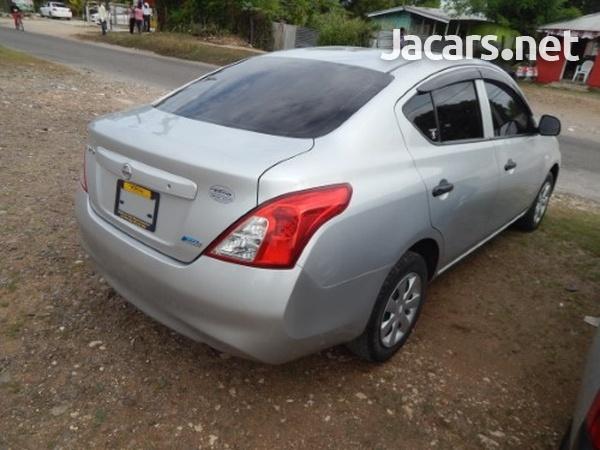 Nissan Latio 2,0L 2013-7