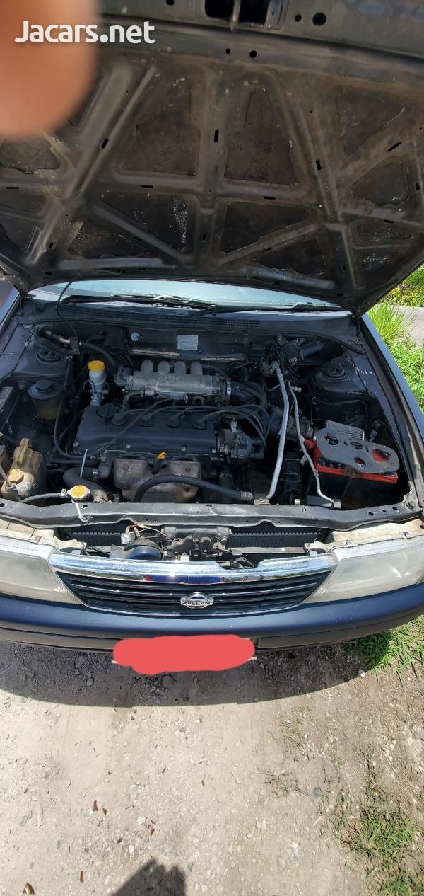 Nissan B14 1,6L 1994-14