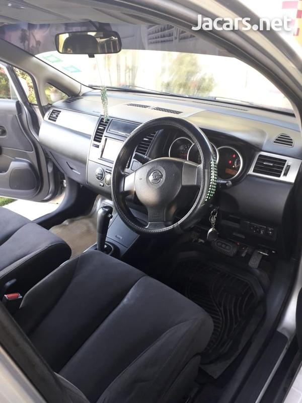 Nissan Tiida 1,6L 2007-3