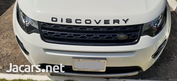 Land Rover Discovery Sport 2,0L 2017-16