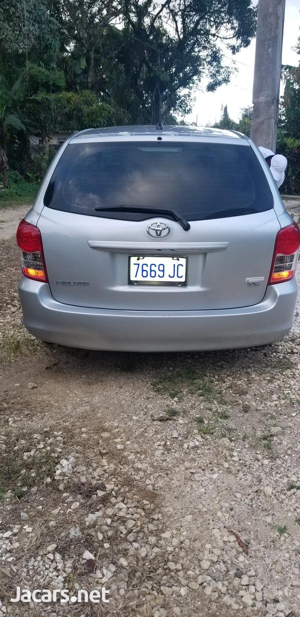 Toyota Fielder 1,5L 2010-7