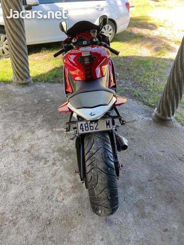 2014 Yamaha R6 Bike-1