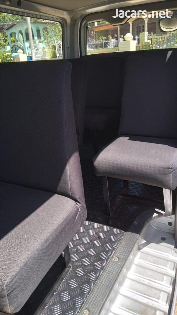 2014 Grey Toyota Hiace Minibus-5