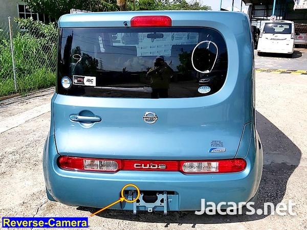 Nissan Cube 1,5L 2012-4