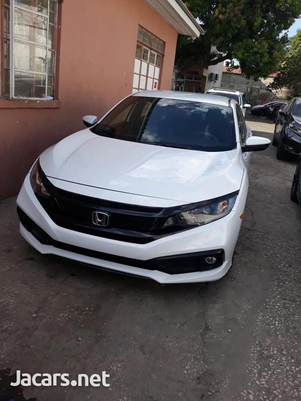 Honda Civic 2,5L 2019-7