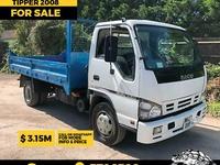 Isuzu Tipper Truck 2008