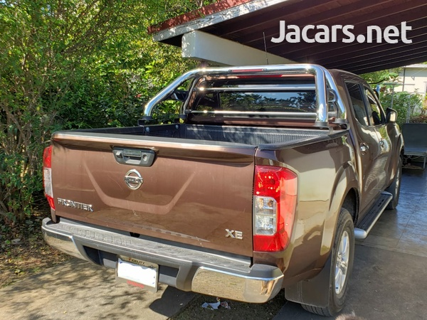 Nissan Frontier 2,5L 2020-2