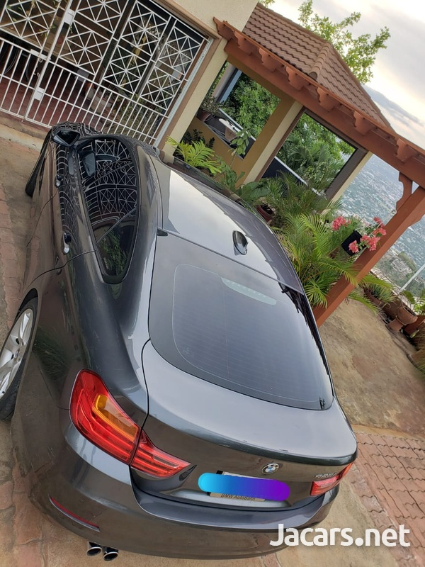 BMW 4-Series 2,0L 2016-10