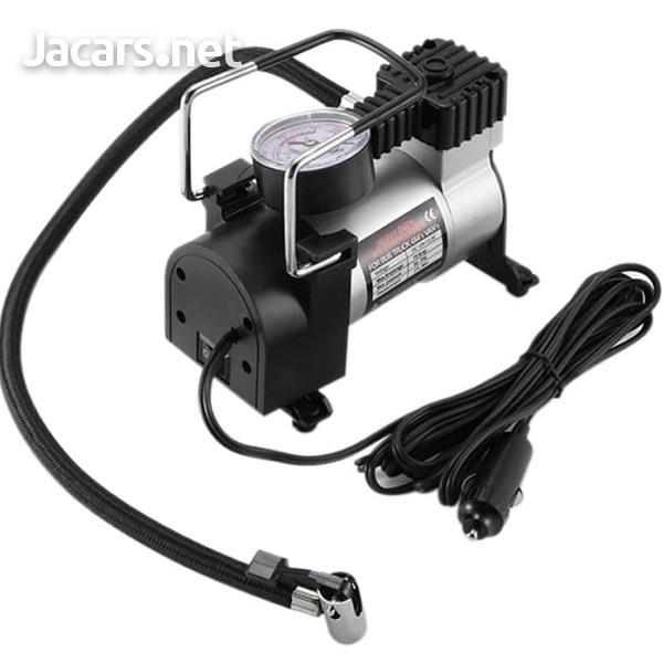 Heavy Duty Metal Electric Car Air Compressor Pump-1